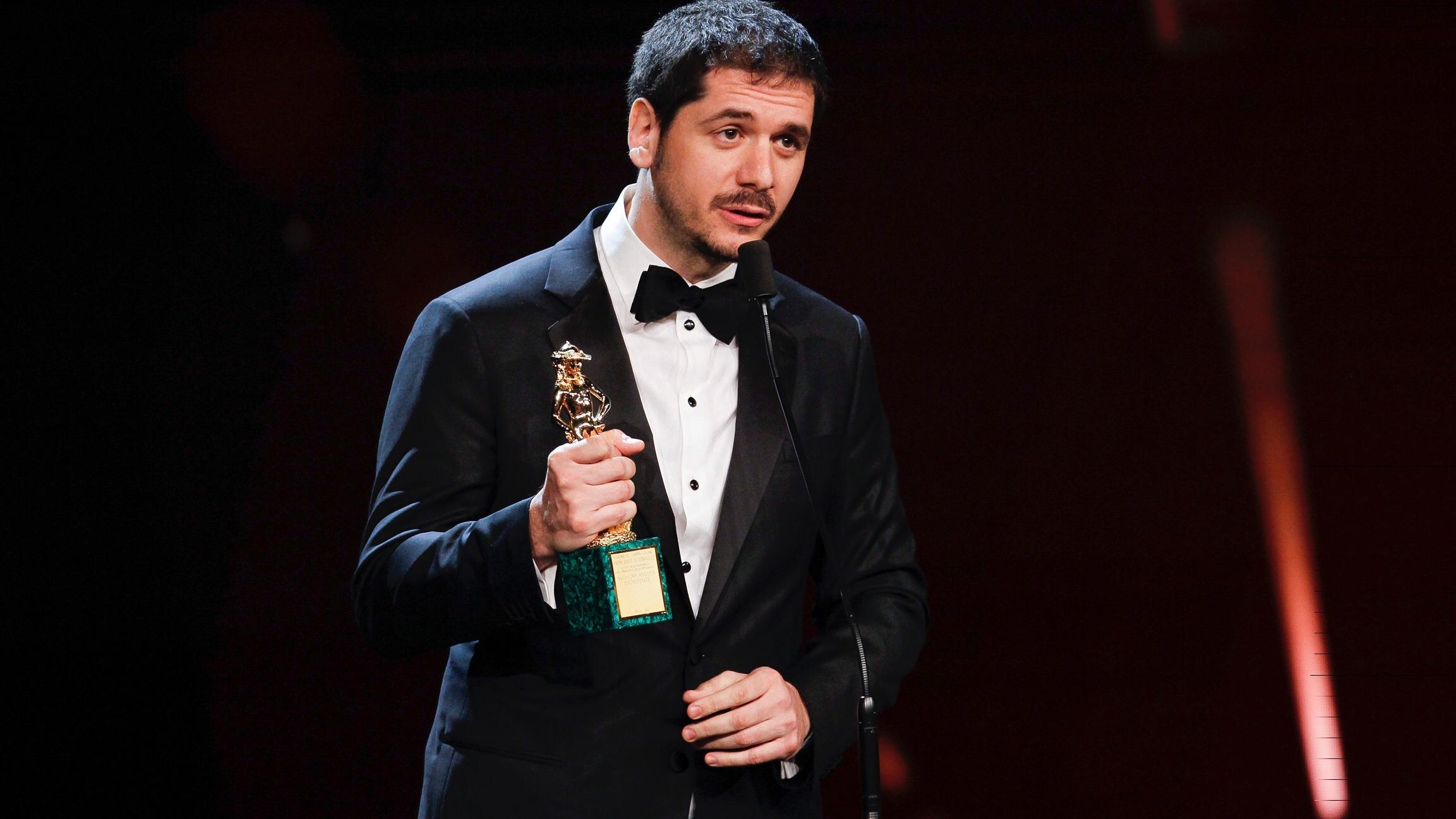 Gabriele Mainetti premiato ai David di Donatello