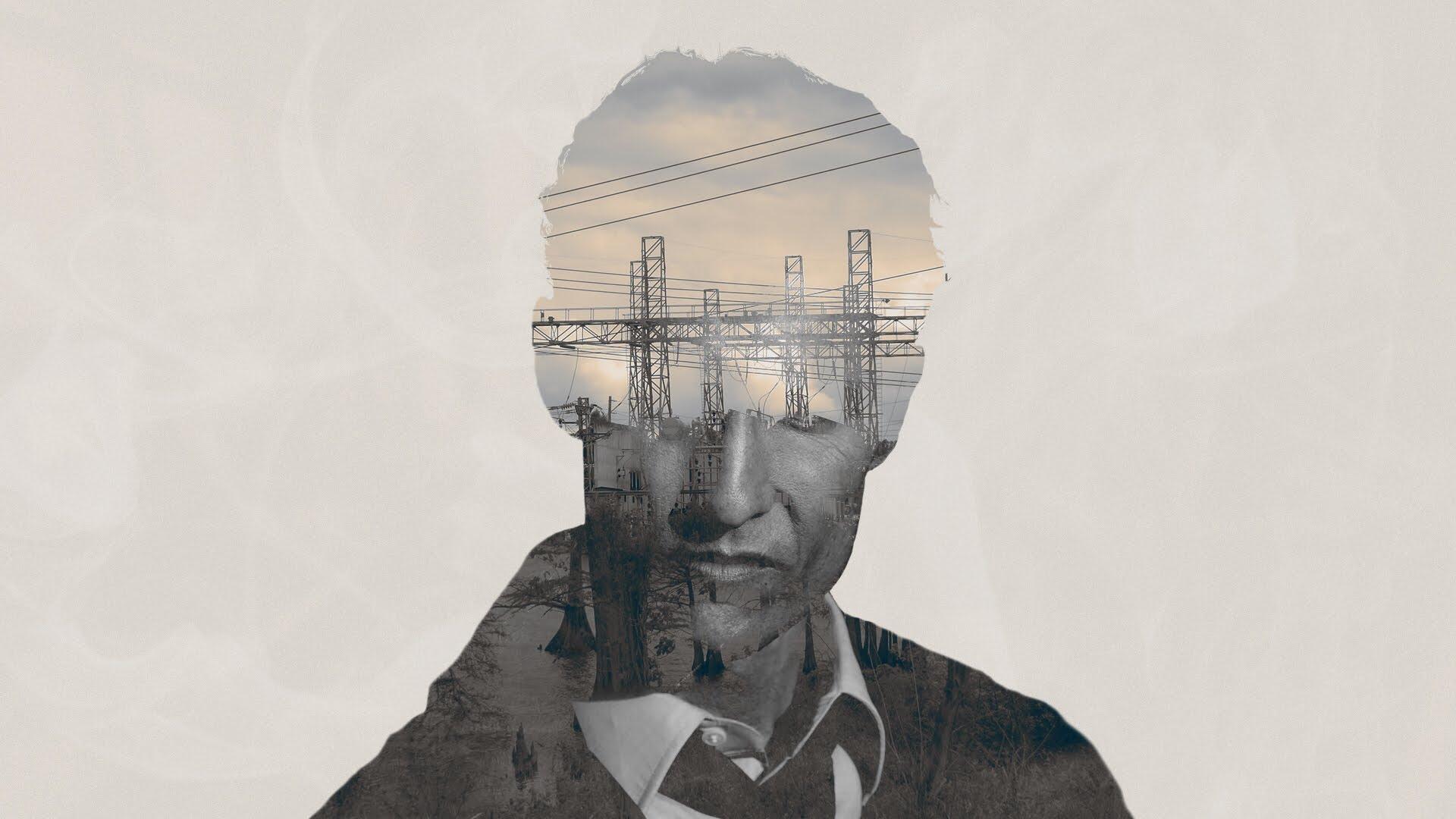 Matthew McCounaghey nella sigla di True Detective (prima stagione)