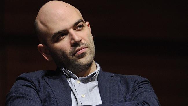 Roberto Saviano, autore di Gomorra e ispiratore della serie tv