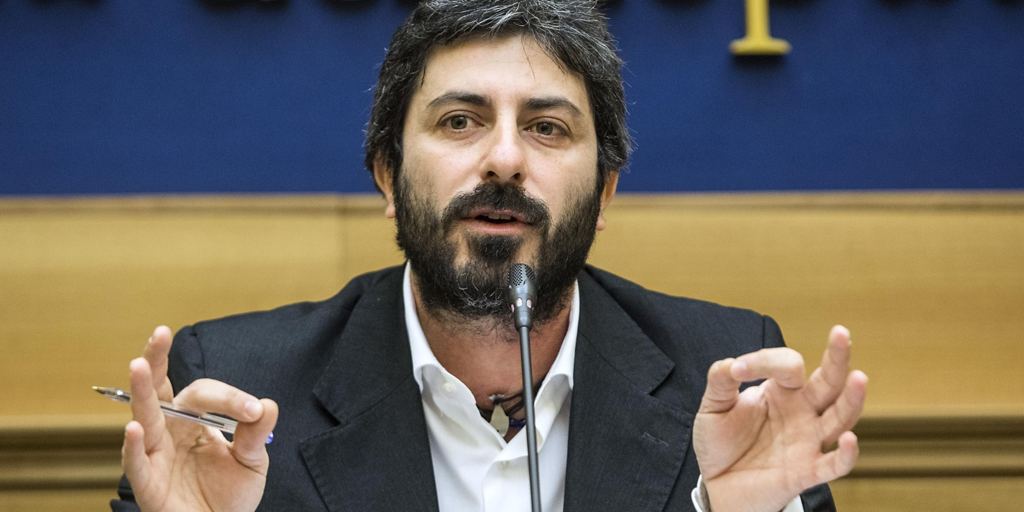 Roberto Fico, presidente della Commissione di Vigilanza