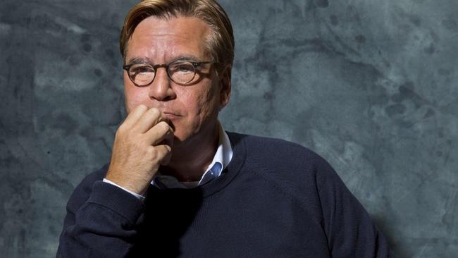 Aaron Sorkin, sceneggiatore, tra l'altro, di film come The Social Network e Steve Jobs