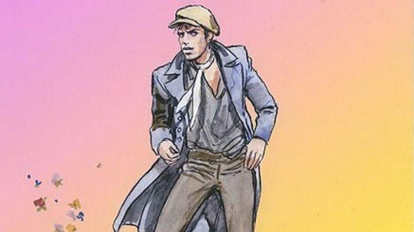 Il protagonista di Adrian, il fumetto autobiografico di Celentano