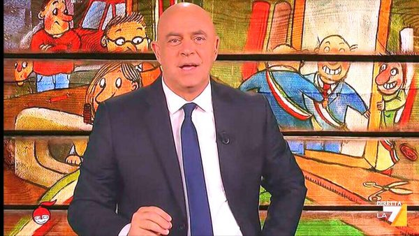 Maurizio Crozza, punto di forza di DiMartedì su La7