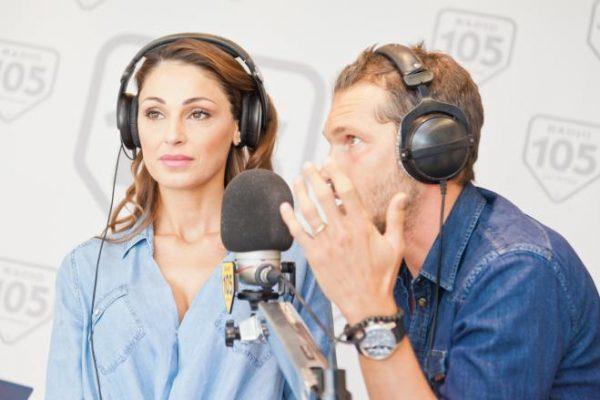 Anna Tatangelo e Alvin provano la seconda serata di «Bring the Noise»