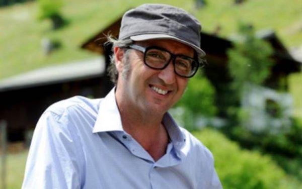 Il regista premio Oscar, Paolo Sorrentino: creatore, autore e direttore della serie