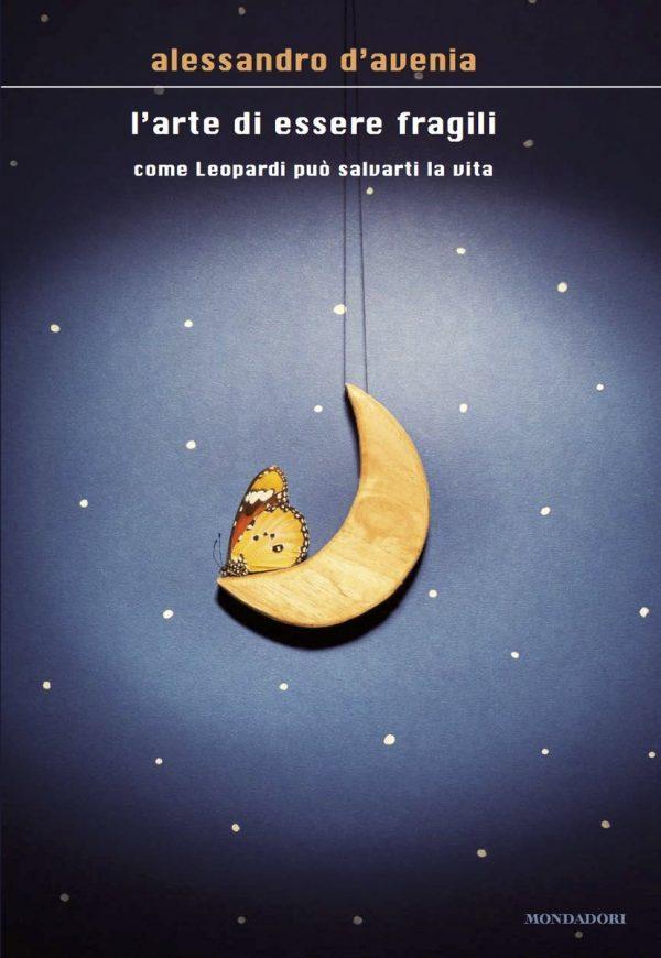 La copertina del libro di Alessandro D'Avenia, al secondo posto delle vendite
