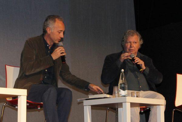 Massimo Fini con Marco Travaglio: «Con lui ho un rapporto più che ottimo»