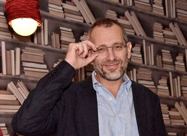 Corrado Formigli, conduttore di «Piazza pulita» e autore di «Il falso nemico» (Foto Corbis)