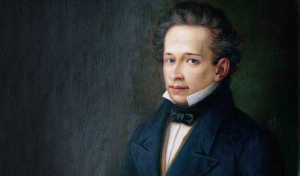 Un ritratto di Giacomo Leopardi