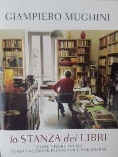 La copertina dell'ultimo libro di Giampiero Mughini
