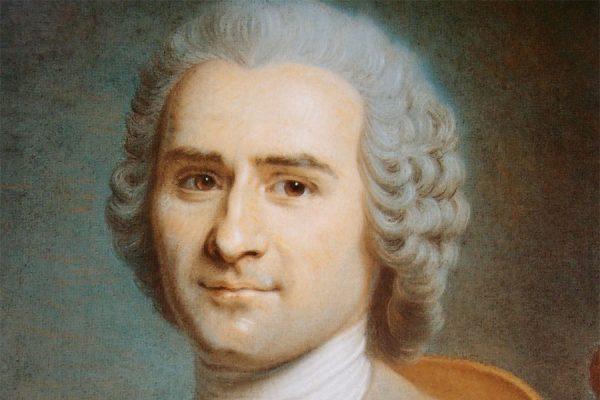 Jean Jacques Rousseau, filosofo di riferimento dei grillini. Ma per Fini è «un illuminista atipico»