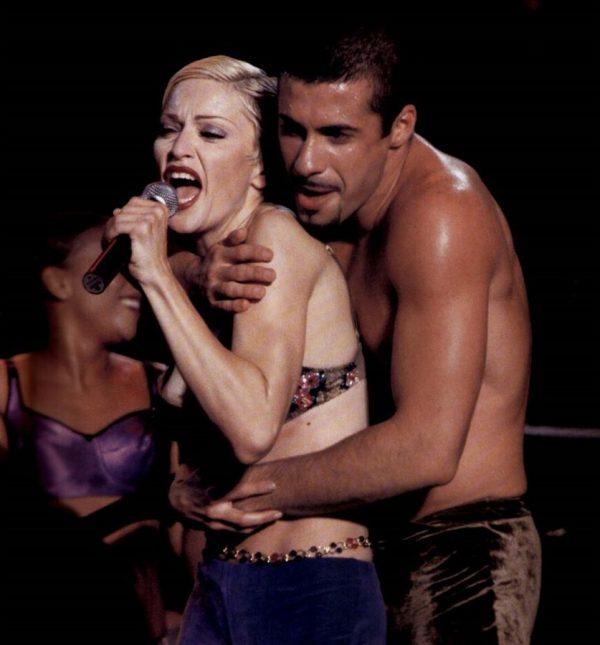 Luca Tommassini con Madonna: «Dopo Dio è la più grande creatrice artistica del mondo»