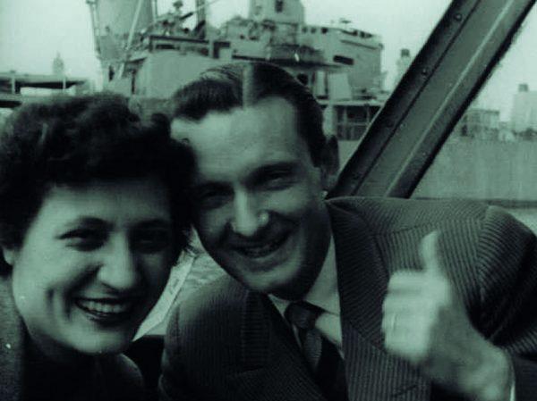 Giuseppe e Rina Sgarbi si sposarono nel 1950: «Vado a trovarla tutti i giorni al cimitero»