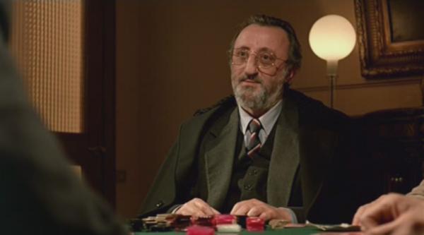 Carlo Delle Piane in «Regalo di Natale»