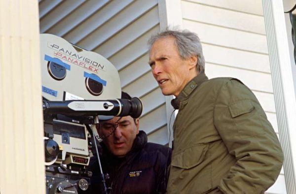 Clint Eastwood, tra i registi preferiti di Delle Piane