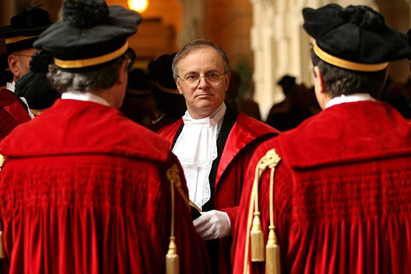 Piercamillo Davigo, presidente dell'Anm (Franesco Garufi)