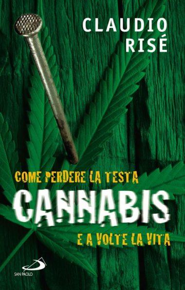 La copertina del libro sulla cannabis di Claudio Risé