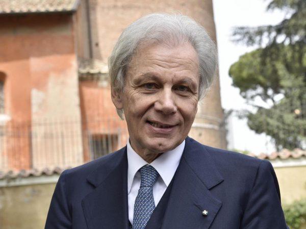 Valter Mainetti, ad di Sorgente Group, editore del Foglio e Tempi
