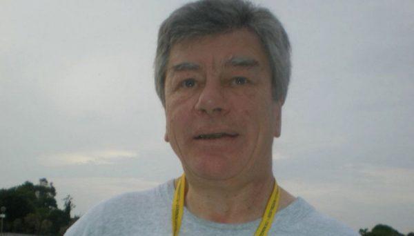 Don Mario Sgorlon, parroco di Sant'Erasmo e dell'isola dii Vignole