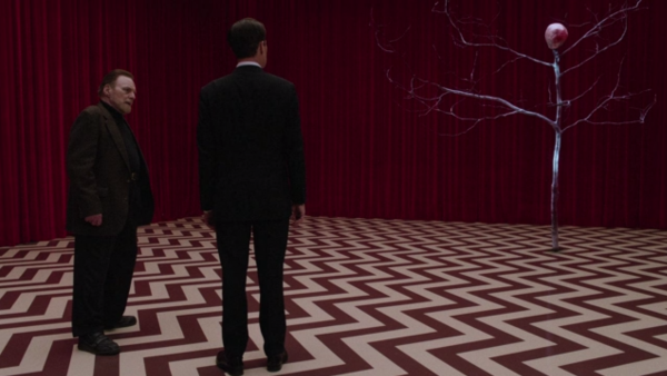 Dale Cooper nella red room