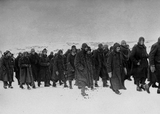 La ritirata di Russia, descritta da Egisto Corradi
