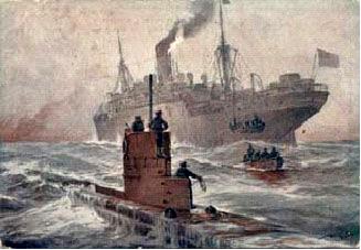 Il naufragio del Sussex da cui si salvò la madre di Marina Corradi
