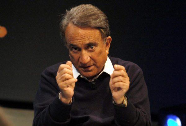 Emilio Fede, condannato a 2 anni e 3 mesi per tentata estorsione