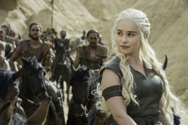 Piperno: «Sono drogato di Game of thrones»