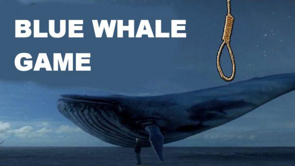 Un'immagine non troppo simbolica del gioco della balena blu e dei suoi effetti