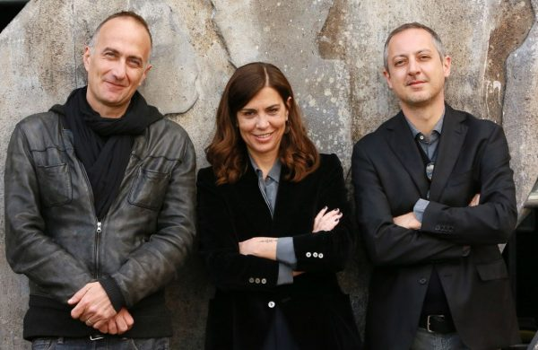 Gioco di squadra (prima stagione): Stefano Sollima, Francesca Comencini e Claudio Cupellini