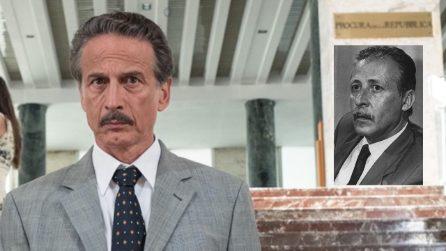 Cesare Bocci è stato un credibile Paolo Borsellino in «Adesso tocca a me» su Rai 1