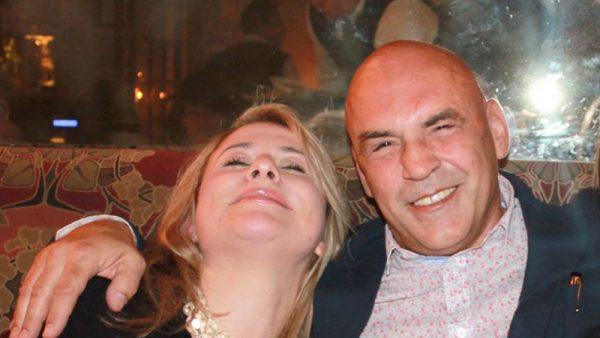 Giordano Bruno Guerri con la moglie, la scrittrice Paola Veneto: «Da 12 anni sono felicemente fedele»