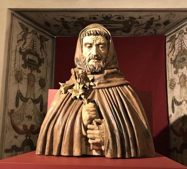 Il «San Domenico» di Niccolò dell'Arca