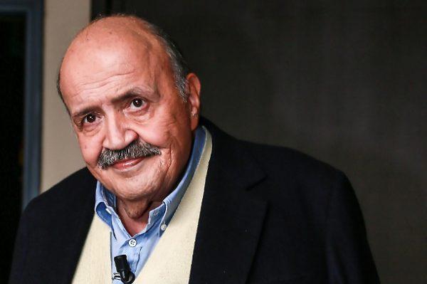 Maurizio Costanzo. Per Scarpa «presentatori, dj, telecronisti sono i funzionari di oggi»