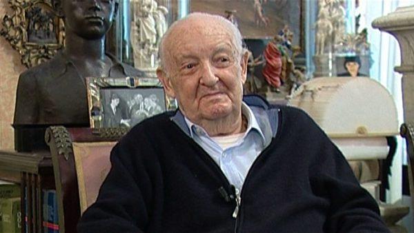 Giuseppe Sgarbi, morto nel gennaio scorso