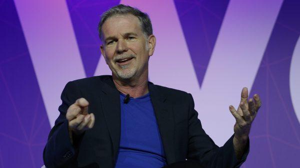 Reed Hastings, fondatore e ad di Netflix