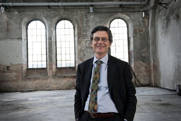 Paolo Ruffini, direttore di Tv2000