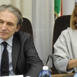 ne di Vigilanza Rai ascolta il presidente e il direttore generale RAI, nella Antonio Campo Dall'Orto e Monica Maggioni